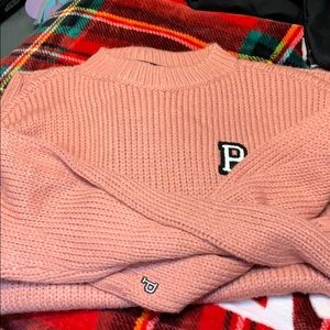 Victoria's Secret PINK knitted sweater